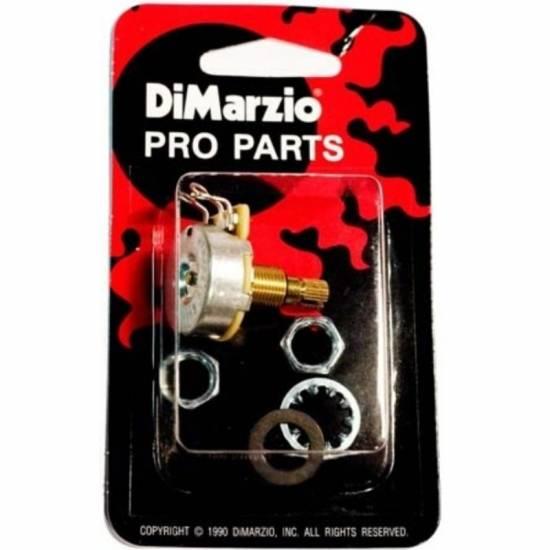 Потенциометр для гитары DiMarzio EP1200 Custom Taper Potentiometer 250K