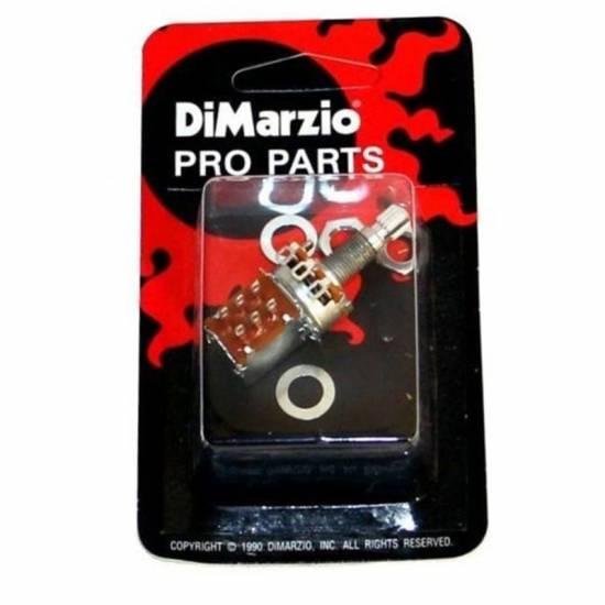 Потенциометр для гитары DiMarzio EP1201PP Audio Taper Potentiometer 500K Push-Pull
