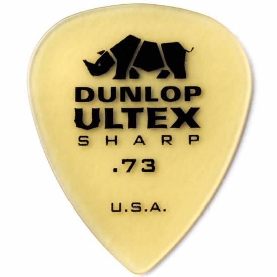 Медиатор Dunlop 4330 Ultex Sharp Guitar Pick 0.73 mm (1 шт.)