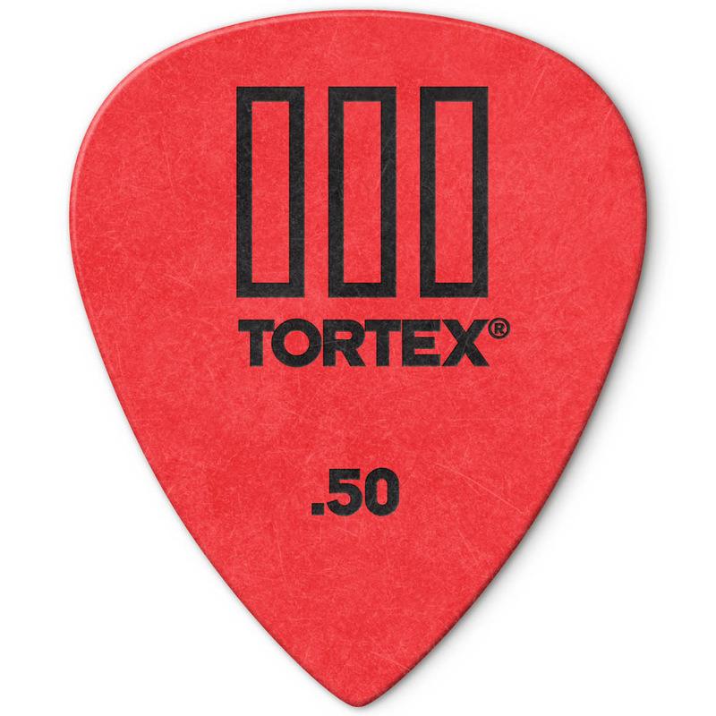 Медиатор Dunlop 4620 Tortex TIII Guitar Pick 0.50 mm