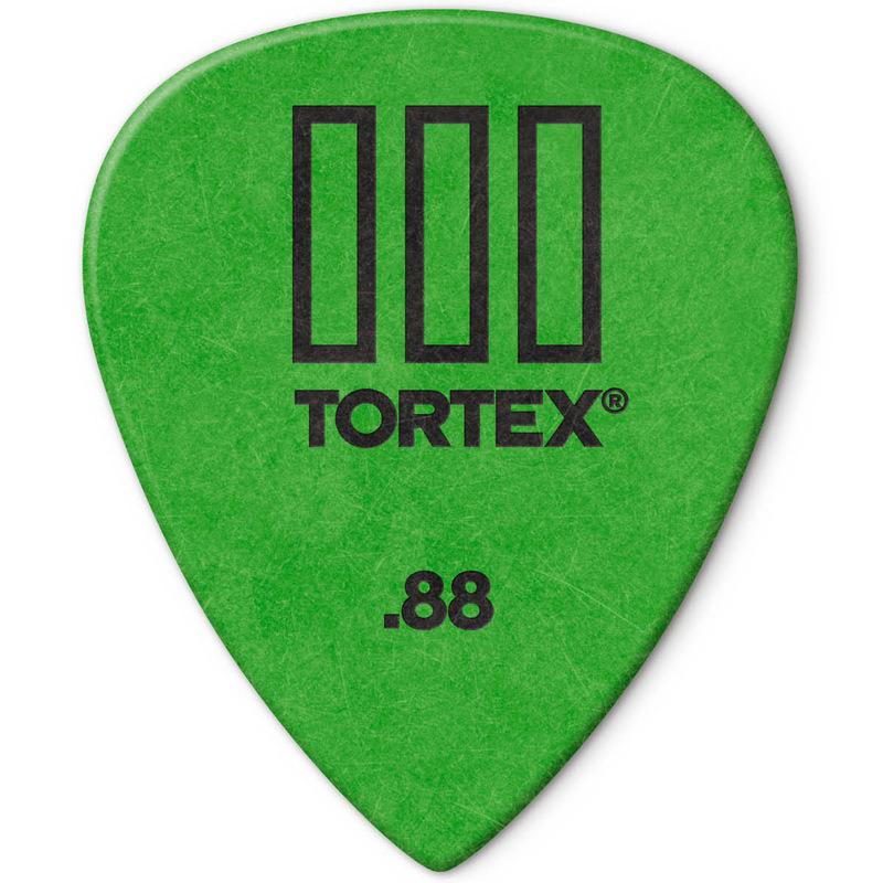 Медиатор Dunlop 4620 Tortex TIII Guitar Pick 0.88 mm