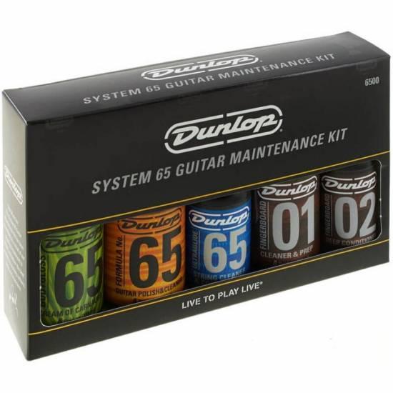 Набор Dunlop 6500 System 65 Guitar Maintenance Kit