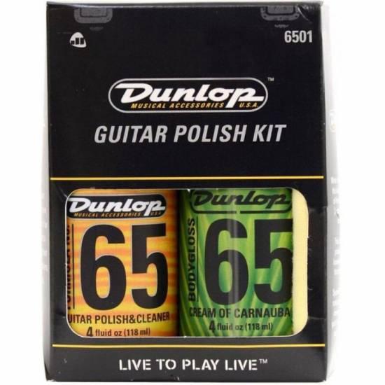 Набор Dunlop 6501 System 65 Guitar Polish Kit
