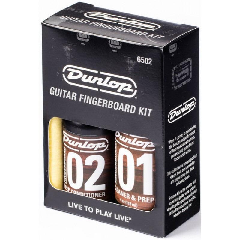 Набор Dunlop 6502 Набор System 65 Guitar Fingerboard Kit