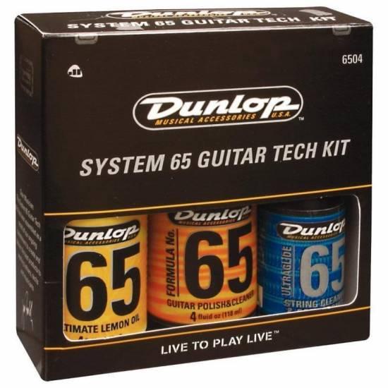 Набір Dunlop 6504 Набор System 65 Guitar Tech Kit