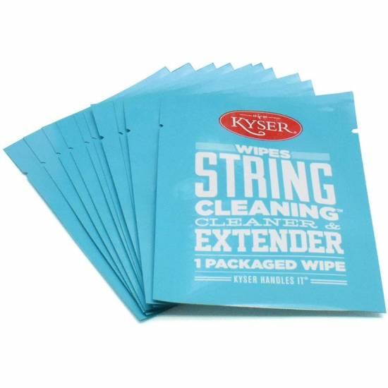 Чистящие салфетки для струн Kyser K100WIPE