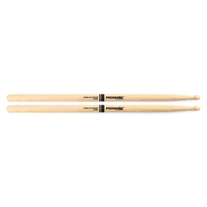 Барабанные палочки Promark TX2BW American Hickory
