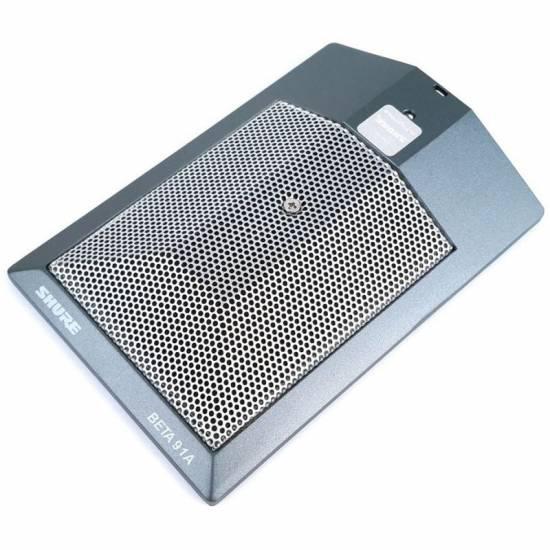 Микрофон инструментальный Shure Beta 91A