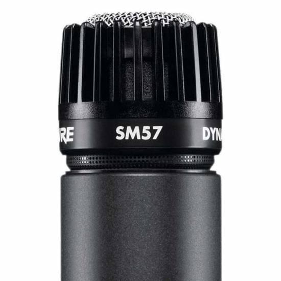 Мікрофон інструментальний Shure SM57-LC