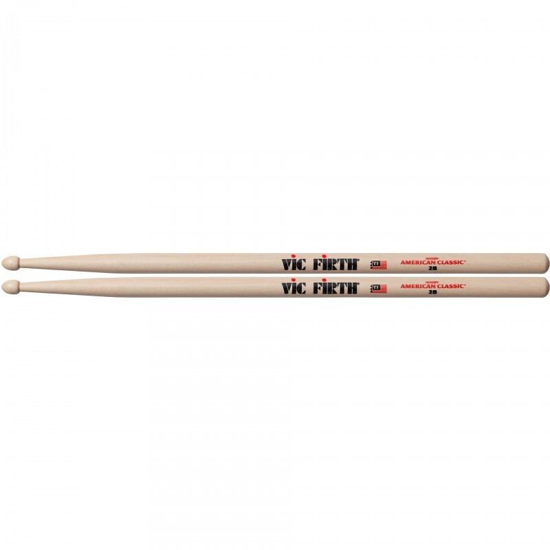 Барабанные палочки Vic Firth 2B American Classic