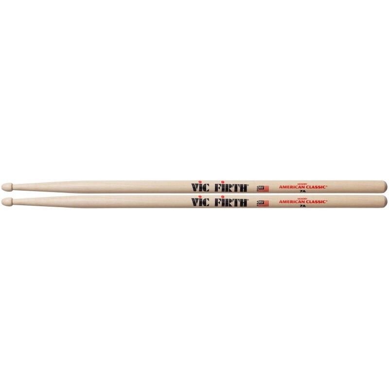 Барабанные палочки Vic Firth 7A American Classic